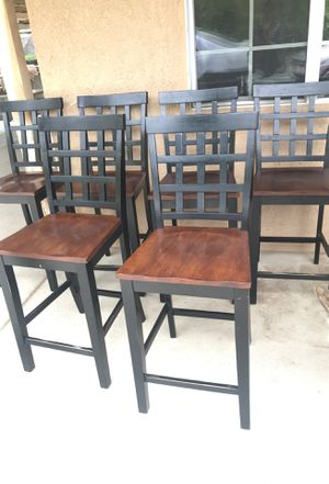 8 high chairs still good condition for Sale in Jurupa Valley, CA