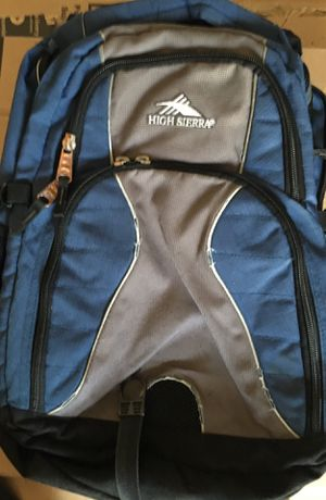 High Sierra backpack/laptop bag for Sale in Vista, CA