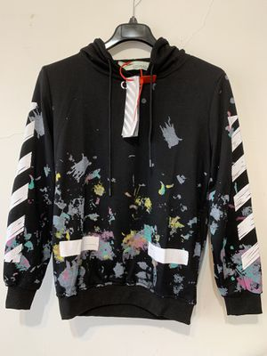 Off White Hoodie Jacket Stripe Style for Sale in Minneapolis, MN
