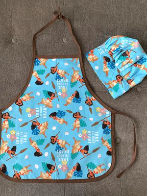 Disney Moana Toddler Chef Set for Sale in Cicero, IL