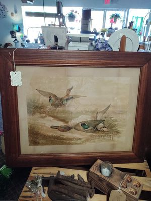 Albert Pope water color for Sale in NO FORT MYERS, FL