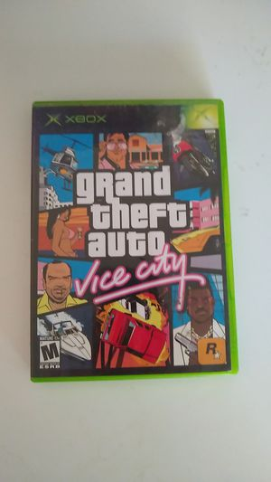 Grand theft Auto Vince City for Sale in Edgewood, WA