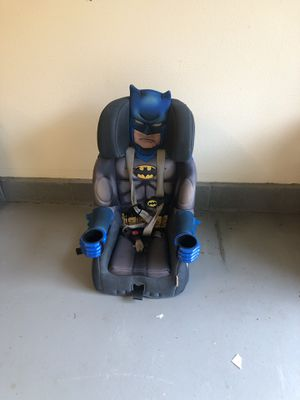 Batman car seat for Sale in Mableton, GA