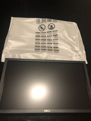 """Dell E2016H LED 20"""" Monitor for Sale in Fort Lauderdale, FL"""