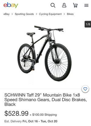 Schwinn mountain bike for Sale in Lowell, MA