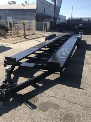 Brand new 8.5x32 ( 2-car hauler ) for Sale in Colton, CA