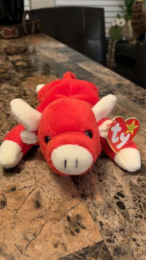 Snort (Rare) TY Beanie Babies for Sale in Phoenix, AZ