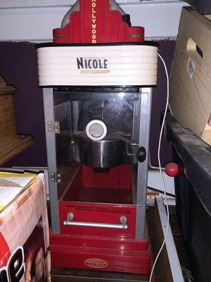 Old fashion popcorn machine for Sale in Gardena, CA