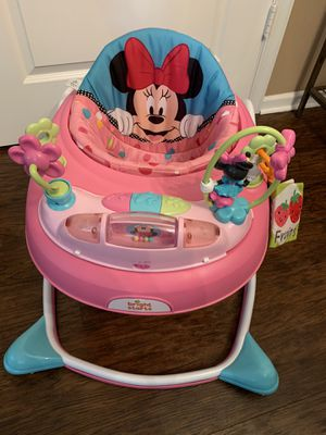 Minnie Mouse Interactive Walker for Sale in Chesapeake, VA