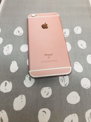 Iphone 6s 32gb Unlocked for Sale in Somerville, MA