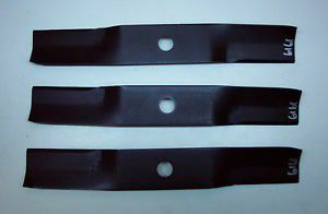 2 set NEW murray riding lawn mower blades 3 pack for Sale in Kingsville, MD
