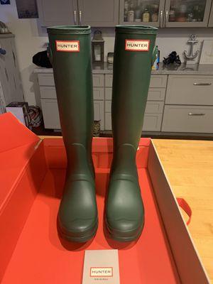 Authentic Hunter Rain 🌧 boots for Sale in Santa Ana, CA