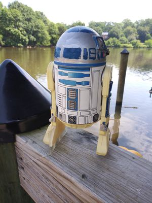 Vintage Star Wars R2 D2 Figure Rocket for Sale in Gaithersburg, MD