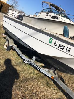 Small Fishing Boat for Sale in Berkeley Township,  NJ