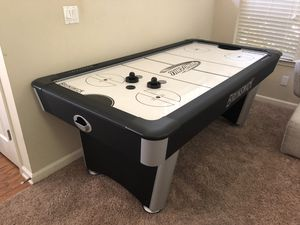 Brunswick air hockey table for Sale in Lawrenceville, GA