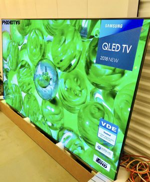 """55"""" 4K SAMSUNG QLED Q6F UHD HDR 240Hz SMART TV 2160P TAX ALREADY INCLUDED FREE LOCAL DELIVERY for Sale in Phoenix, AZ"""