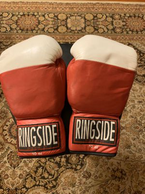 Ringside Boxing Gloves - 10 oz. for Sale in Los Angeles, CA