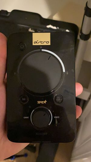 Astro mix amp for Sale in The Bronx, NY