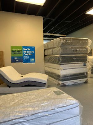 MATTRESSES SALE GOING ON NOW. ALL BEDS NEW WRAPPED IN PLASTIC!! for Sale in Del Mar, CA