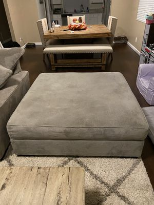 Large ottoman for Sale in San Diego, CA