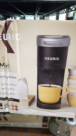 Keurig K mini coffee maker New for Sale in Garland, TX