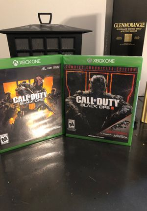 Cod BO3 and BO4 for Sale in Lock Haven, PA