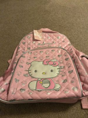 Hello kitty backpack girls for Sale in Frisco, TX