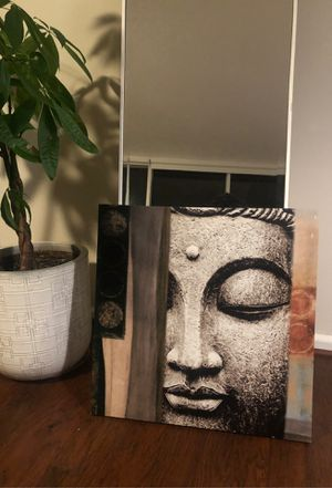 Buddha Canvas for Sale in Rockville, MD