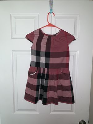 Authentic Kid Burberry Dress for Sale in Columbus, OH