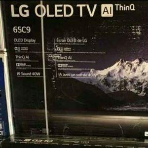 "65"" LG Oled C9 4k Smart Tv UHD HDR for Sale in Las Vegas, NV"