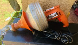 General Pipeline Cleaner POWER VEE Drain Machine 🌟$160 for Sale in Bakersfield, CA