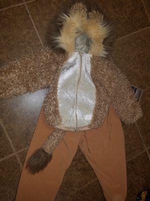 Kids Halloween Lion costume sz 2T-3T for Sale in Salem, NH