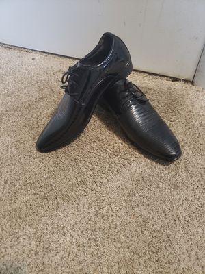 Black dress shoes for Sale in Rockville, MD
