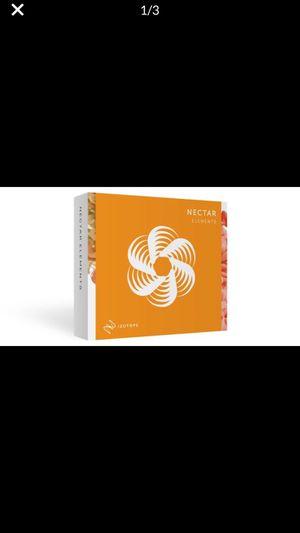 IZotope Nectar 3 (Mac) for Sale in Tampa, FL
