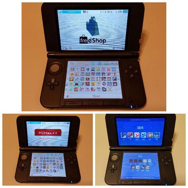 Nintendo 3ds freeshop Luma cfw mod hack for Sale in San Diego, CA - OfferUp
