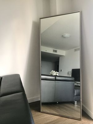 Floor Mirror for Sale for Sale in Miami, FL