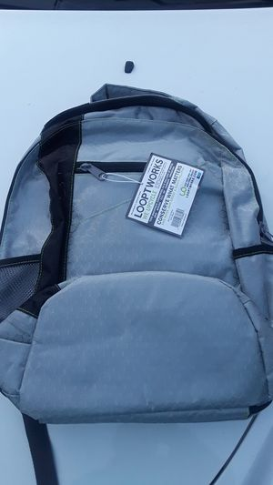 LOOPTWORKS laptop backpack new for Sale in Vancouver, WA