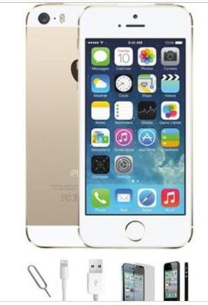 iPhone 5 S for Sale in Williamsburg, VA
