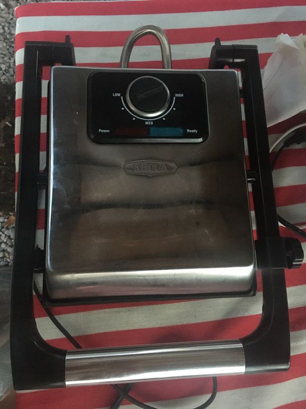 Panini press- kitchen appliance