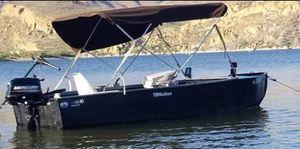 13ft Bass Alluminum boat for Sale in Peoria, AZ