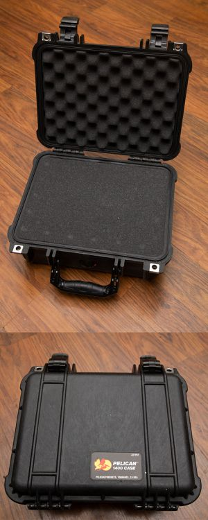 Pelican case with foam for Sale in Los Angeles, CA