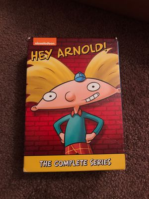 Hey Arnold The complete series for Sale in Renton, WA