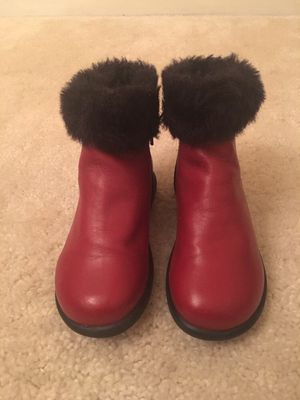 Little Girls DKNY Boots Size 10 for Sale in Bowie, MD