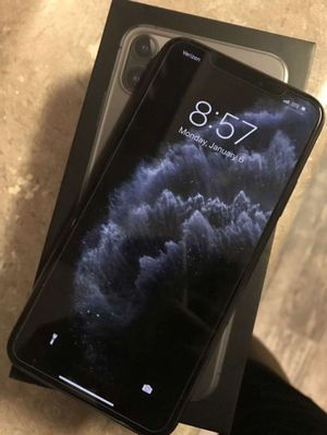 iPhone 11 (unlocked) for Sale in Spiritwood, ND