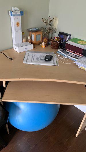 Laptop, computer desk for Sale in Pleasanton, CA