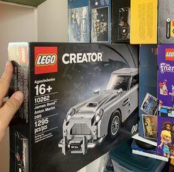 Lego 10262 Aston Martin for Sale in Miami,  FL