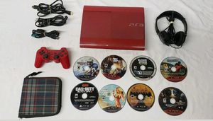 PS3 video game lot limited edition god of war for Sale in North Versailles, PA