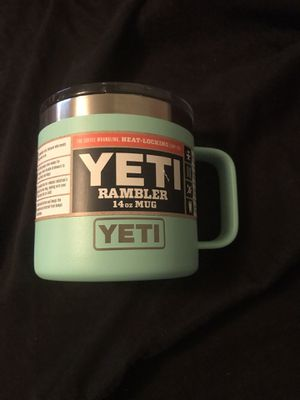 Yeti mug for Sale in Summerville, SC