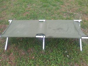 Army cot for Sale in Murfreesboro, TN