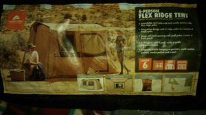 6 person camping tent for Sale in Tustin, CA